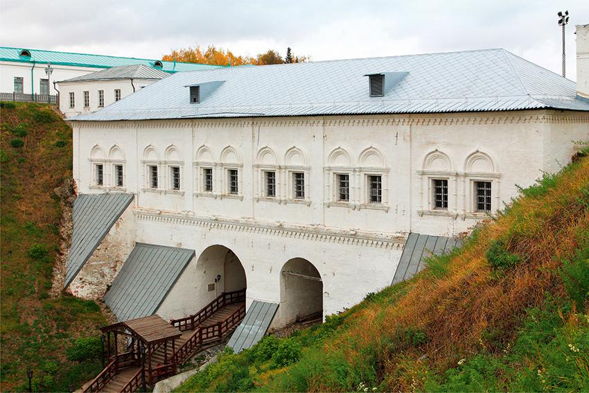 Рентерея Тобольского кремля