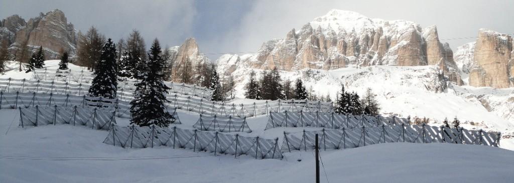 Защита от снежных лавин