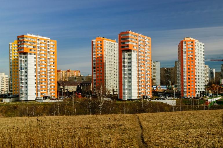 Новые дома Большой Москвы