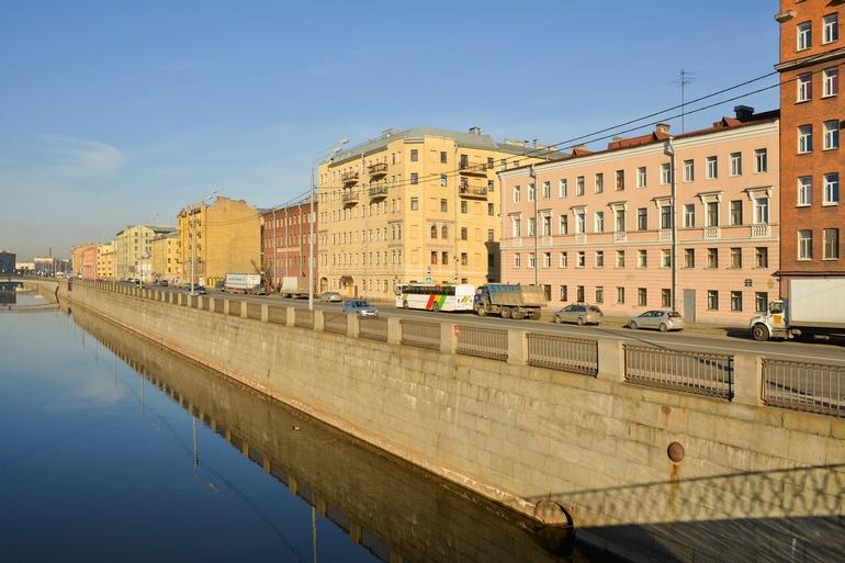 Набережная обводного канала