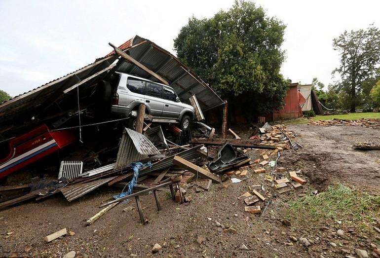 Наводнение 2015 года в Новом Южном Уэльсе