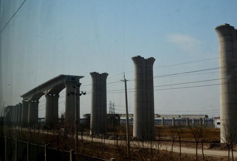 Строительство «северной» ВСМ Пекин–Харбин