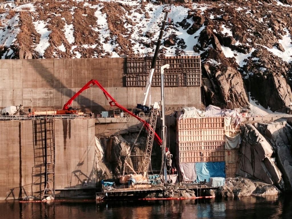 Инженерная защита Бурейской и Зейской ГЭС