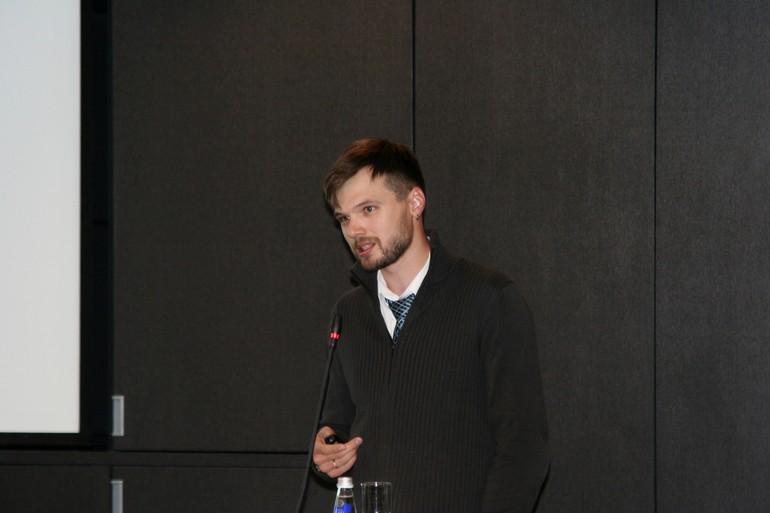 Директор российского представительства Geobrugg AG — Geohazard Solutions Александр Баринов