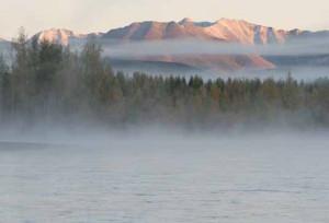 Панорама острова Сахалин