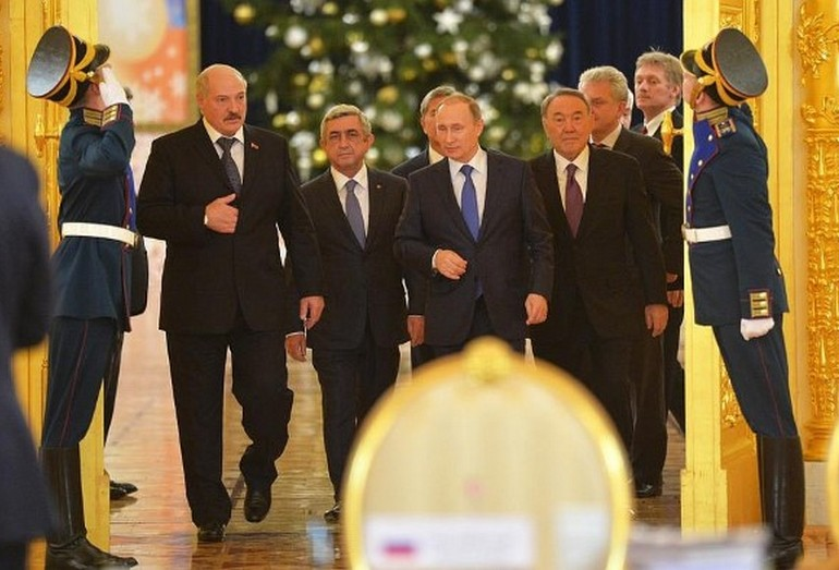 Президент России Владимир Путин на РМЭФ