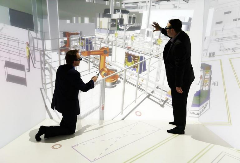 технология виртуального эксперимента при разработке проекта на оборудовании IC.IDO