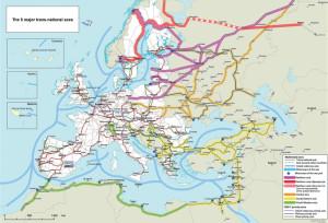 «Белкомур» в рамках Евро-Азиатского транспортного коридора