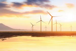 Ветряные электрогенераторы