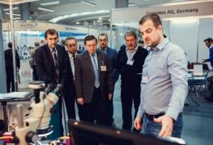 Выставка ПТА Урал 2015