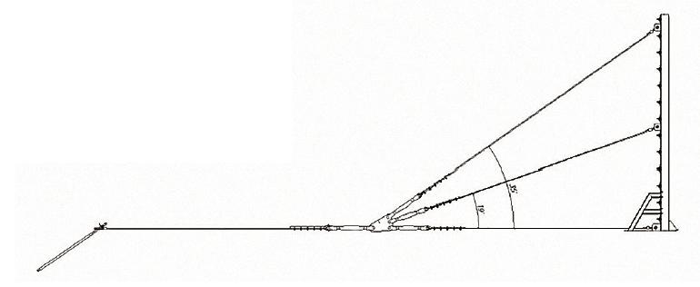 Конструкция снегоудерживающего щита серии SH