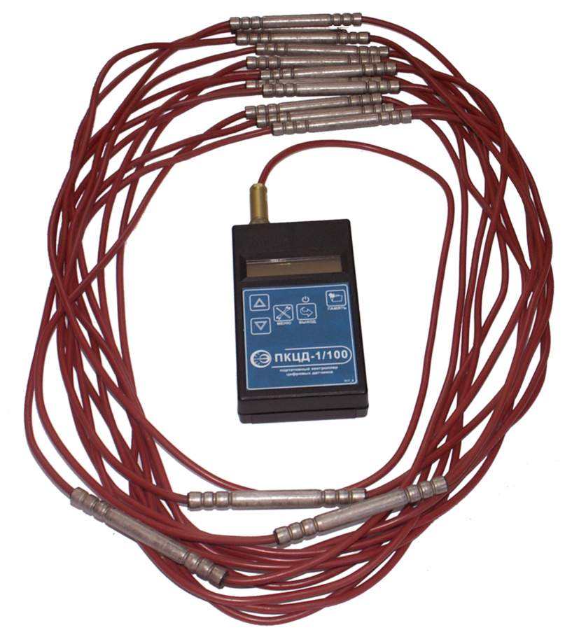 Термокоса (МЦДТ 0922) с контроллером (ПКЦД-1/100)
