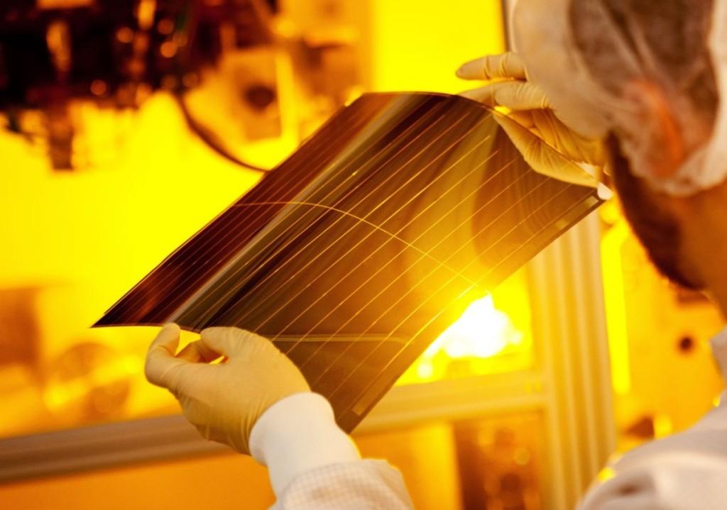 Органические солнечные батареи
