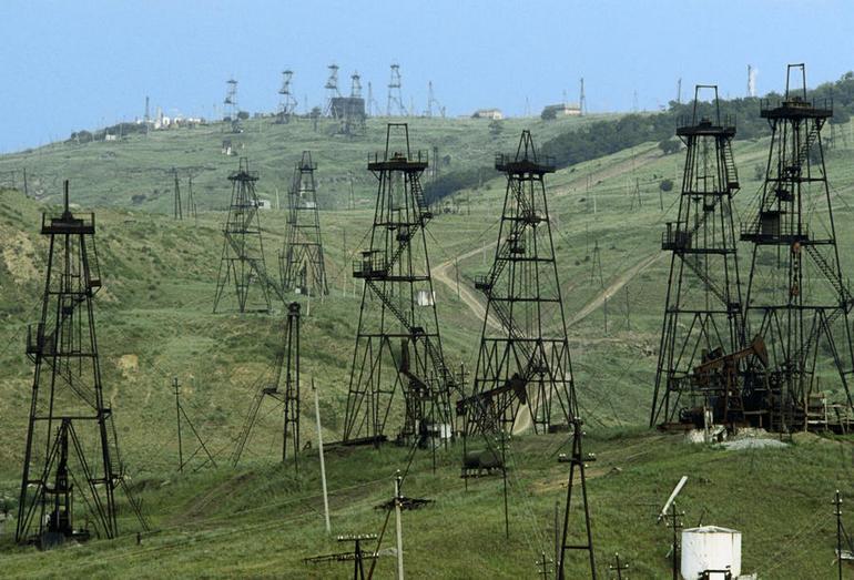 Старогрозненское месторождени в Чеченской Республике