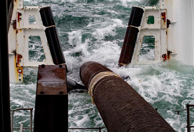 Морской трубопровод