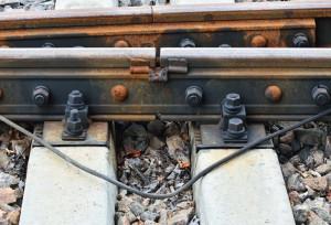 Укрепление железнодорожного полотна геосентетиками