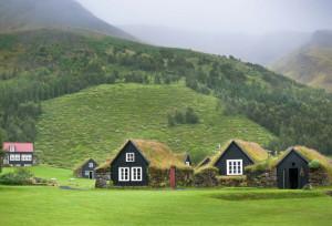 Панорама Исландии