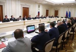 Заседание регионального оргкомитета по подготовке к ИННОПРОМ и Российско-Китайскому ЭКСПО в Екатеринбурге