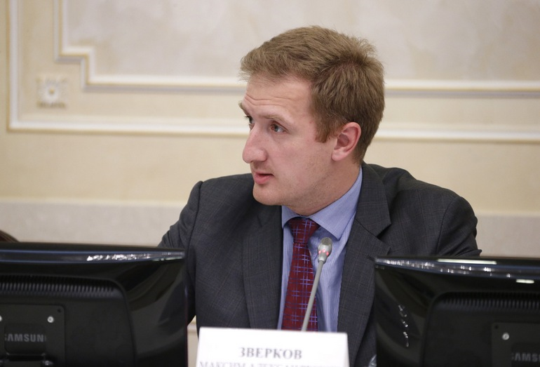 Максим Зверков, президент ГК FORMIKA.
