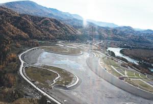 Особая экономическая зона туристско-рекреационного типа Долина Алтая